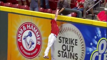 Arm and Hammer Fabric Care TV Spot, 'Jugadores de béisbol' [Spanish] - Thumbnail 1