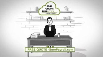 SurePayroll TV Spot, 'Small Business Payroll'
