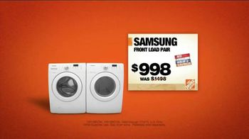 The Home Depot Fourth of July Event TV Spot, 'Event Savings' - 287 commercial airings