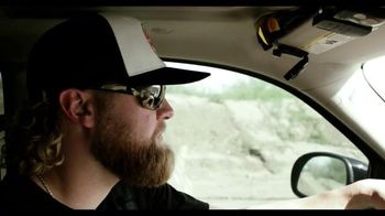 Taurus Curve TV Spot, 'Throw Heat' Featuring Andrew Cashner - Thumbnail 3