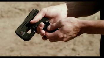 Taurus Curve TV Spot, 'Throw Heat' Featuring Andrew Cashner - Thumbnail 4