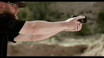 Taurus Curve TV Spot, 'Throw Heat' Featuring Andrew Cashner - Thumbnail 5