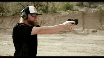 Taurus Curve TV Spot, 'Throw Heat' Featuring Andrew Cashner - Thumbnail 6