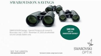 Swarovski Optik EL Swarovision TV Spot, 'Landscape' - Thumbnail 5