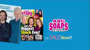 ABC Soaps In Depth TV Spot, \'General Hospital\'s Big Shocks\'