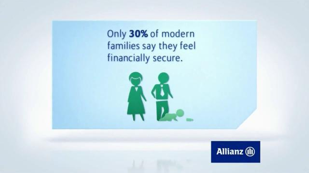 Allianz Corporation TV Commercial, 'One Thing That Matters'