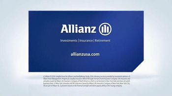 Allianz Corporation TV Spot, 'One Thing That Matters' - Thumbnail 4