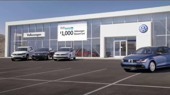 2015 Volkswagen Jetta TV Spot, 'Model Year End Event: What About a Deal' - Thumbnail 1