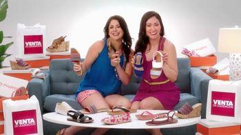 Payless Shoe Source Venta de Liquidación TV Spot, 'Tintineo' [Spanish] - 76 commercial airings