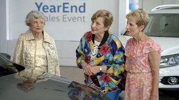 2015 Volkswagen Passat TV Spot, 'Model Year End Sales Event: Hot Deals' - Thumbnail 2