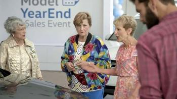 2015 Volkswagen Passat TV Spot, 'Model Year End Sales Event: Hot Deals' - Thumbnail 5
