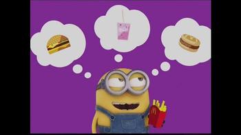 McDonald's Minion Mania TV Spot, 'Minions: Family at the Drive-Thru' - Thumbnail 5