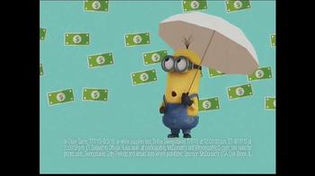 McDonald's Minion Mania TV Spot, 'Minions: Family at the Drive-Thru' - Thumbnail 7