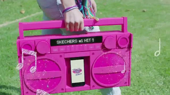 SKECHERS Twinkle Toes TV Spot, 'Dance Party With the Girls' - Thumbnail 1