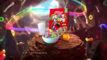Froot Loops TV Spot, 'Dinosaur' - Thumbnail 1