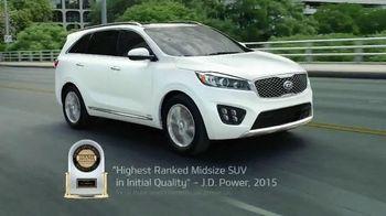 Kia Sign It & Drive It Sales Event TV Spot, 'Sorento Celebration' - 837 commercial airings