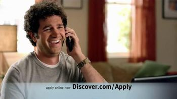 Discover It Card TV Spot, 'The Discover Treatment' - 104 commercial airings