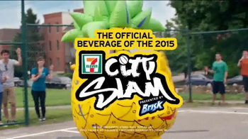 Brisk Pineapple Passionfruit Tea TV Spot, '7-Eleven City Slam: Pineapple' - Thumbnail 7