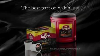 Folgers Black Silk TV Spot, 'Bold' - Thumbnail 6