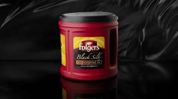 Folgers Black Silk TV Spot, 'Bold' - Thumbnail 5