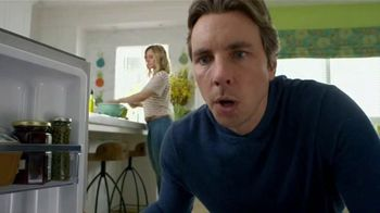 Samsung Home Appliances TV Spot, \'Wine Over Gravy\' Ft. Kristen Bell