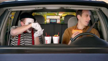 Sonic Drive-In Croissant Dogs TV Spot, 'Old French Mime Trick' - Thumbnail 2