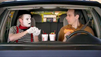 Sonic Drive-In Croissant Dogs TV Spot, 'Old French Mime Trick' - Thumbnail 3