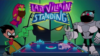 Last Villain Standing TV Spot, 'Teen Titans Go!' - Thumbnail 9