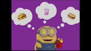 McDonald's Minion Mania TV Spot, 'Minions: Friends at the Drive-Thru' - Thumbnail 4
