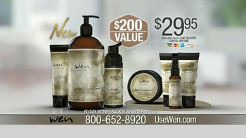 Wen Hair Care By Chaz Dean TV Spot, 'Volume' - Thumbnail 7