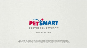 PetSmart TV Spot, 'Bulk is Bonus: Cat Food' - Thumbnail 10