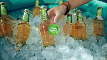 Bud Light Lime TV Spot, 'Bring Your Own Pool' Song by Outasight - Thumbnail 1