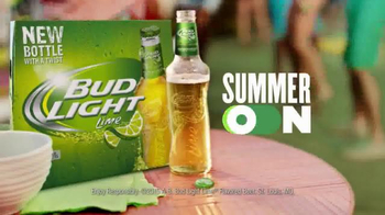 Bud Light Lime TV Spot, 'Bring Your Own Pool' Song by Outasight - Thumbnail 8