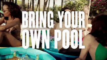 Bud Light Lime TV Spot, 'Bring Your Own Pool' Song by Outasight