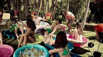 Bud Light Lime TV Spot, 'Bring Your Own Pool' Song by Outasight - Thumbnail 5