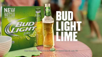 Bud Light Lime TV Spot, 'Bring Your Own Pool' Song by Outasight - Thumbnail 7