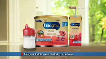 Enfamil Enfagrow Toddler TV Spot, 'MediFacts' [Spanish] - Thumbnail 4