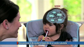 Enfamil Enfagrow Toddler TV Spot, 'MediFacts' [Spanish] - Thumbnail 5