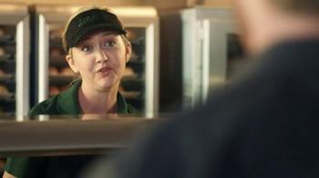 Subway Turkey & Bacon Guacamole TV Spot, 'I'll Have What He's Having' - Thumbnail 4
