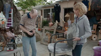 Krylon COVERMAXX TV Spot, 'Yard Sale Hijack: Old Chair' - Thumbnail 1