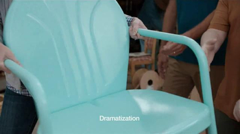 Krylon COVERMAXX TV Spot, 'Yard Sale Hijack: Old Chair' - Thumbnail 4