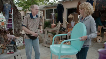 Krylon COVERMAXX TV Spot, 'Yard Sale Hijack: Old Chair' - 2575 commercial airings