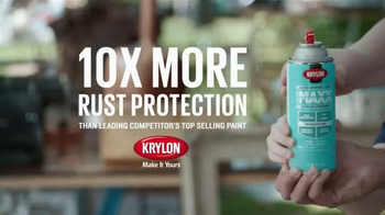 Krylon COVERMAXX TV Spot, 'Yard Sale Hijack: Old Chair' - Thumbnail 6