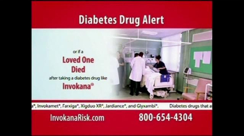Gold Shield Group TV Spot, 'Invokana Risk' - Thumbnail 3
