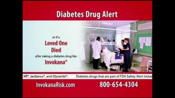 Gold Shield Group TV Spot, 'Invokana Risk' - Thumbnail 4