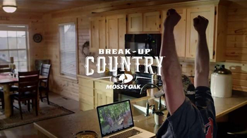 Mossy Oak Break-Up Country TV Spot, 'Reunions' - 338 commercial airings