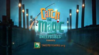 Take Me Fishing TV Spot, 'Walt Disney World Resort in Florida' - Thumbnail 10
