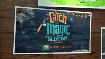Take Me Fishing TV Spot, 'Walt Disney World Resort in Florida' - Thumbnail 3