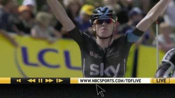 2015 Tour de France Live App TV Spot - Thumbnail 3