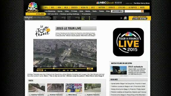 2015 Tour de France Live App TV Spot - 29 commercial airings